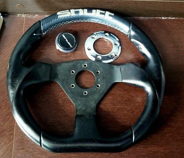 Volante Esportivo carro Shutt SR - Foto 2
