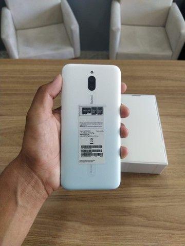 Xiaomi Redmi 8a 32gb/2gb Com 6 Meses De Garantia Cor Branco - Foto 5
