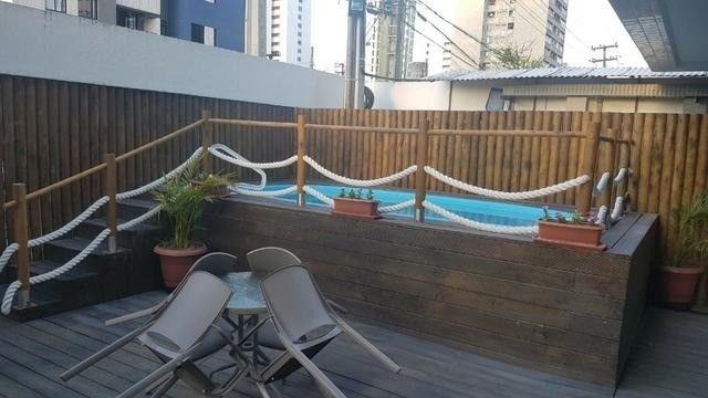 BRS Apartamento perfeito de 2 quartos em Boa Viagem - Mirante Classic, Perto do Shopping - Foto 9
