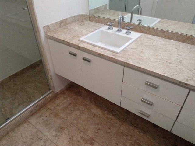 Apartamento para alugar com 4 dormitórios em Alto da boa vista, São paulo cod:REO94909 - Foto 13