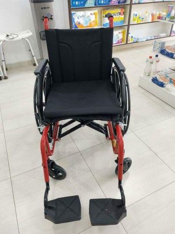 Cadeira de Rodas NOVA modelo H10 - Foto 4