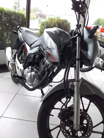 Honda CG 160 FAN - 0KM