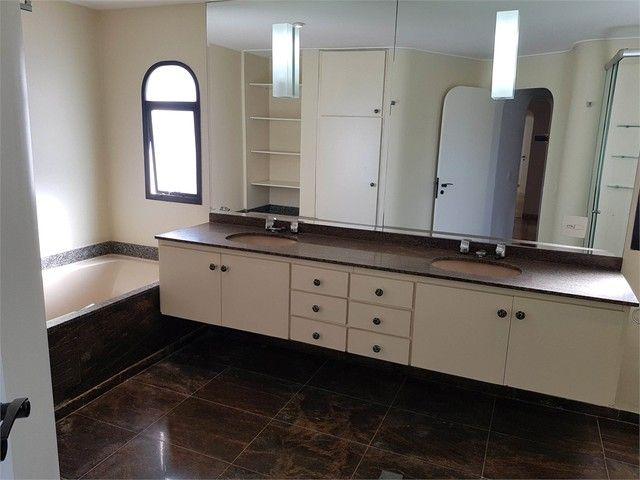 Apartamento para alugar com 4 dormitórios em Santo amaro, São paulo cod:REO30543 - Foto 17