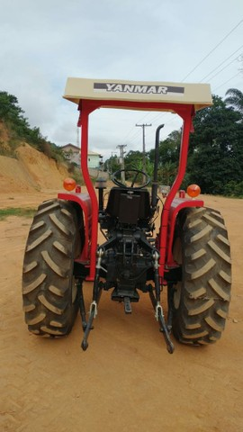 02 - Vendo Trator Yanmar 1050 - Negocio - Foto 3