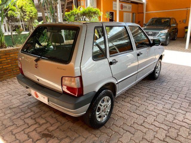 Fiat Uno Mille Economy Celebration 2013 com apenas 120.000 Km, financiamos! - Foto 11