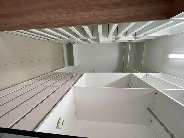 3 suítes, closet em excelente condomínio, bairro Sim. - Foto 7