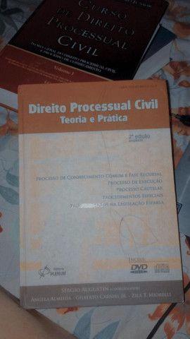 4 livros de direito processual civil - Foto 3