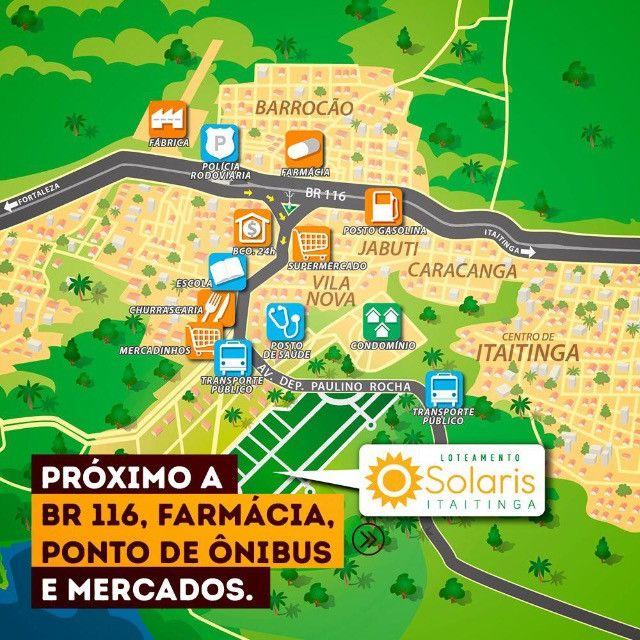 Loteamento Solaris em Itaitinga, pronto para construir!! - Foto 13