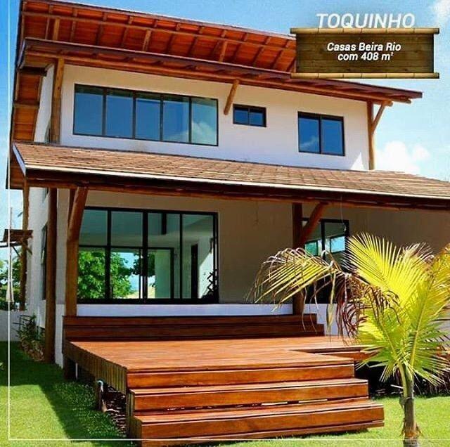 AC- B A I X O U ! Casa na praia de toquinho com 7suites  - Foto 14