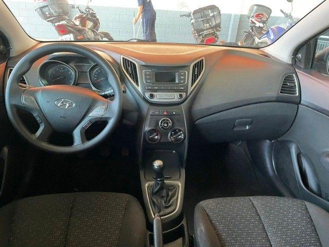 Hyundai HB20 1.0 Comfort  2017 - Foto 8