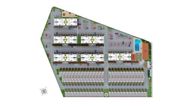 Quinta das Alamedas, apto. 2 quartos, piscina, entrada em 48x - Foto 19