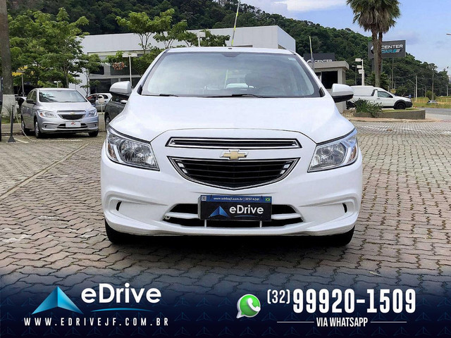 Chevrolet Onix LT 1.0 Flex 5p Mec. - Completo - Financio - Novo - Troco - Uber - 2015 - Foto 3