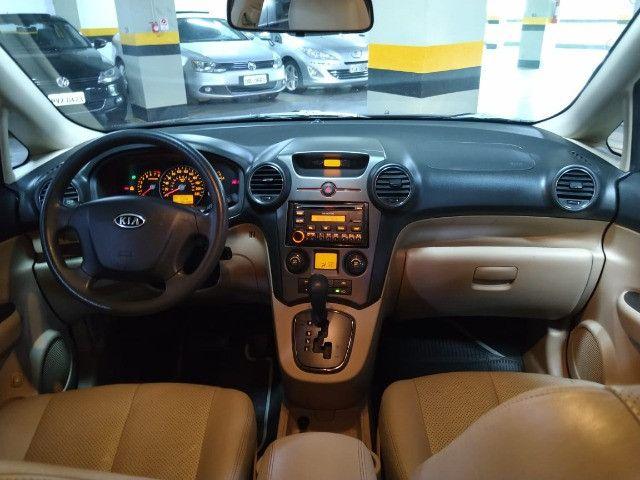 Carens 2011/2012 2.0 EX 16V Gasolina 4P 7 Lugares Automático - Foto 7