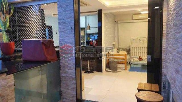 Cobertura à venda com 2 dormitórios em Flamengo, Rio de janeiro cod:LACO20141 - Foto 3