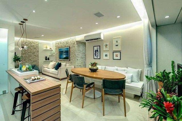 Hit Marista - Apartamento de 116m², com 2 à 3 Dorm - Setor Marista - GO - Foto 5