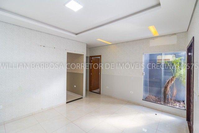 Casa com área de lazer completa e alto padrão de acabamento no Jd das Nações! - Foto 15