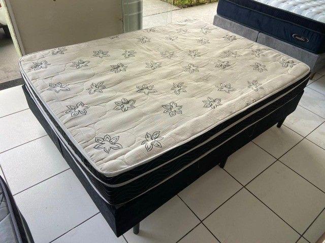 cama box casal - entrego - Foto 3