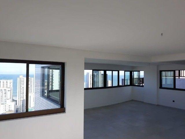 (DO) Edf Salamanca- Apartamento com 98m² , 3 quartos, Boa Viagem -  Excelente localização - Foto 2
