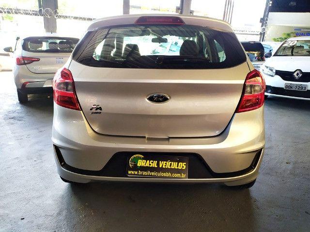 Ford KA 1.0 Flex 2020 ( Aceitamos troca e financiamos ) - Foto 4