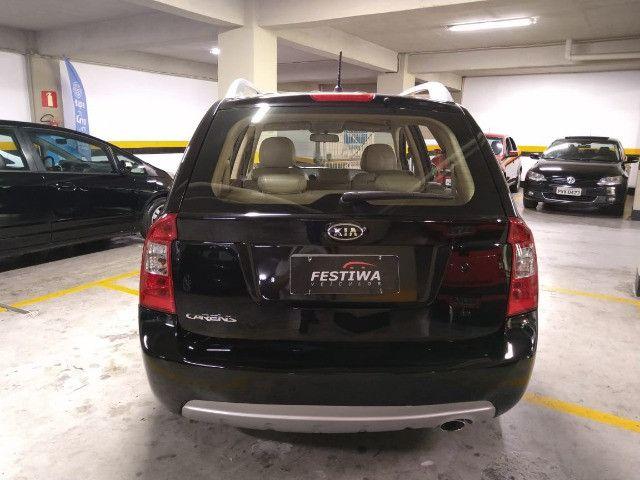 Carens 2011/2012 2.0 EX 16V Gasolina 4P 7 Lugares Automático - Foto 6