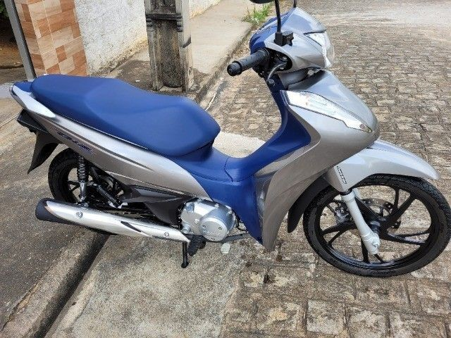 Moto Honda biz 125+ 2021