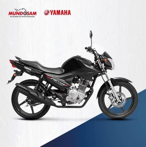 Yamaha Ybr i ED