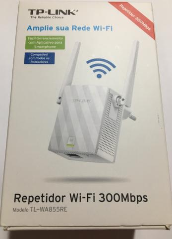 Repetidor Wi-Fi 300Mbps TP-LINK