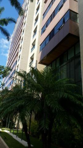 Excelente Apart Hotel Mercure de alto padrão