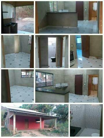 Vende-se casa em Taquaruçu