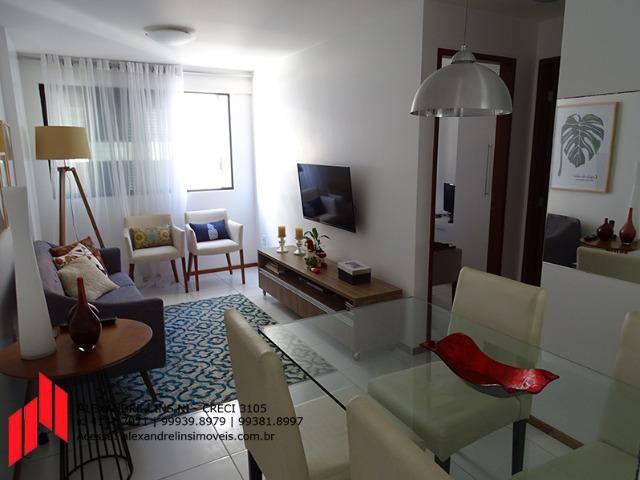 Excelente Apartamento com 2/4 Nascente no Stella Maris