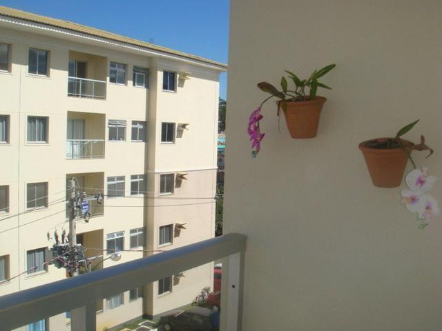 Apartamento 2 qt Serra Sede