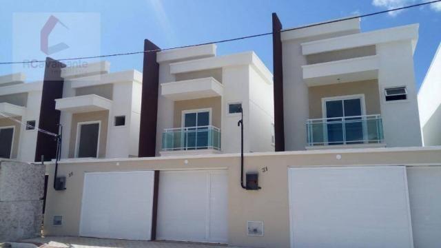 Casa centro Eusébio 04 quartos