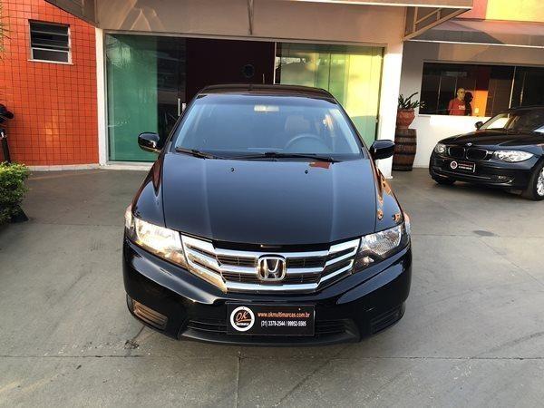 Honda City 2012/2013 1.5 LX 16V Flex 4P Automático