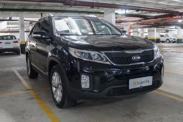 KIA SORENTO 2014/2015 3.5 V6 GASOLINA EX 7L 4WD AUTOMÁTICO