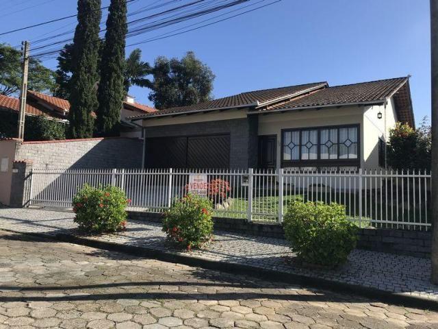 Casa à venda com 3 dormitórios em Glória, Joinville cod:KR711