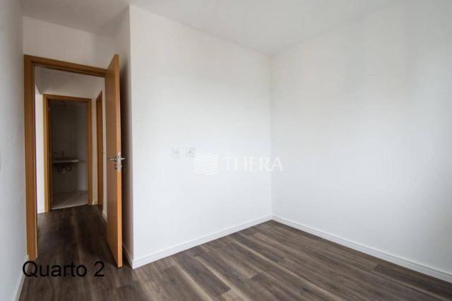 Apartamento com 2 dormitórios para alugar, 59 m² por r$ 1.350,00/mês - santa teresinha - s - Foto 12