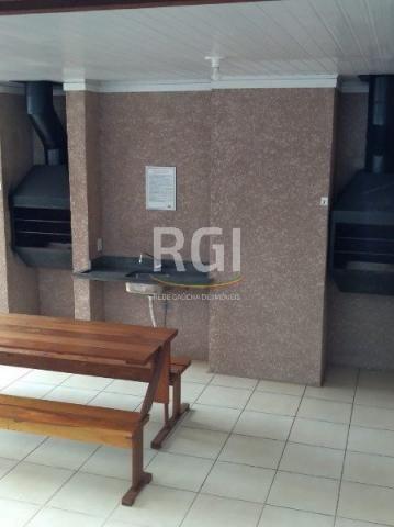 Apartamento à venda com 2 dormitórios em Rondônia, Novo hamburgo cod:VR29776 - Foto 11