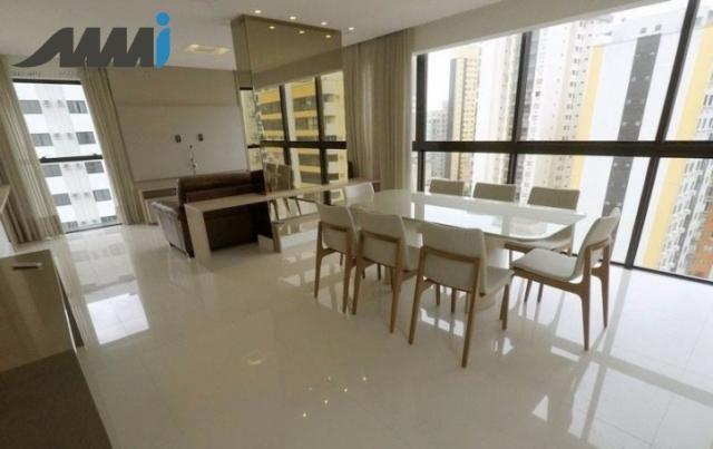 Boulevard brasil - apartamento 3 suítes com 123m em balneári - Foto 11
