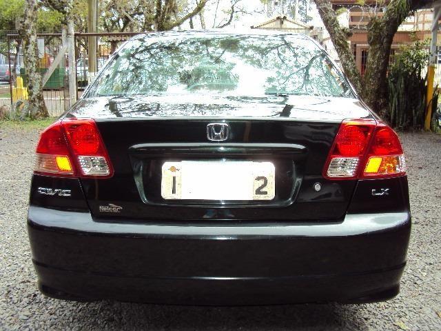 Honda Civic Lx 1.7 Completão! Ótimo estado! Mecânico - Foto 7