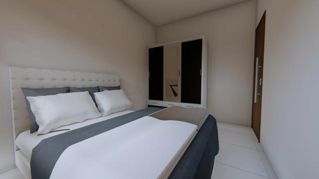 Casa até ZERO entrada 2 quartos - Foto 7