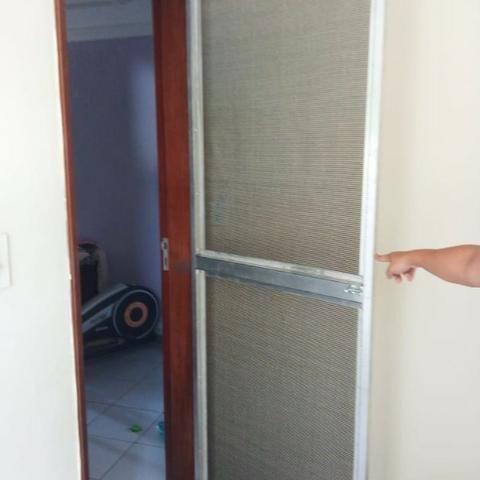 Telas mosquiteiras para janelas e portas  anti insetos - Foto 2