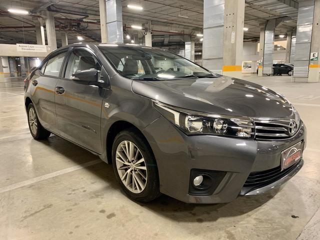 Toyota corolla xei automático 2015 extra!!! - Foto 7