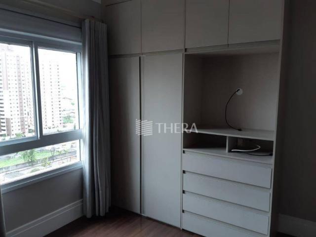 Apartamento com 3 dormitórios para alugar, 135 m² por r$ 5.000/mês - vila léa - santo andr - Foto 10