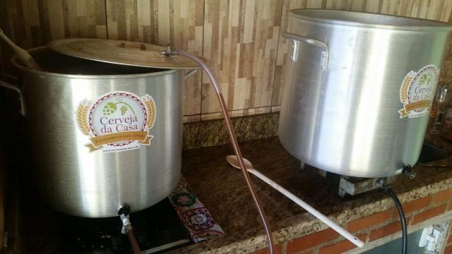 Kit para fabricação de cerveja artesanal - Foto 4