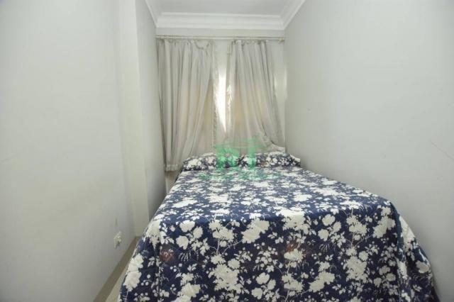 Apartamento com 4 dormitórios à venda, 190 m² - Praia das Pitangueiras - Guarujá/SP - Foto 12
