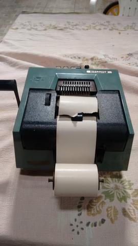 Calculadora Olivetti, funcionando. - Foto 3