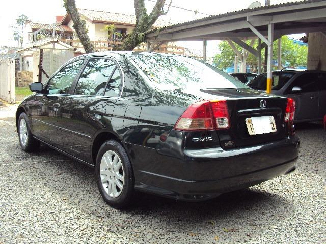 Honda Civic Lx 1.7 Completão! Ótimo estado! Mecânico - Foto 6