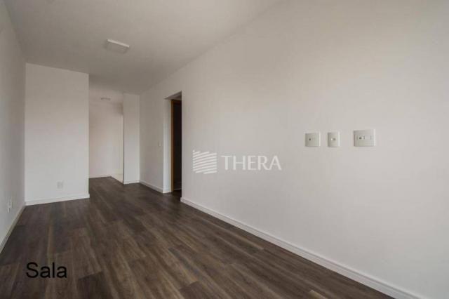Apartamento com 2 dormitórios para alugar, 59 m² por r$ 1.350,00/mês - santa teresinha - s - Foto 14