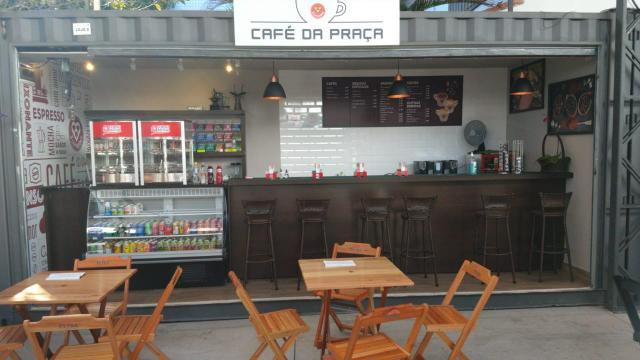 Cafeteria container perto do Bradesco - Foto 4