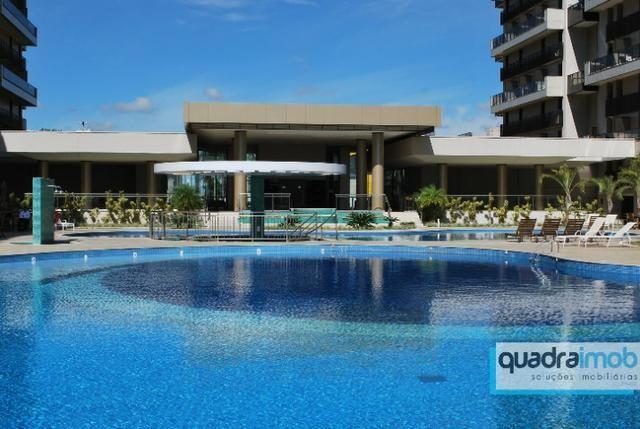 01 Quarto Vazado C/ 02 Varandas - Lazer De Resort - Park Sul - Use Fgts - Foto 6